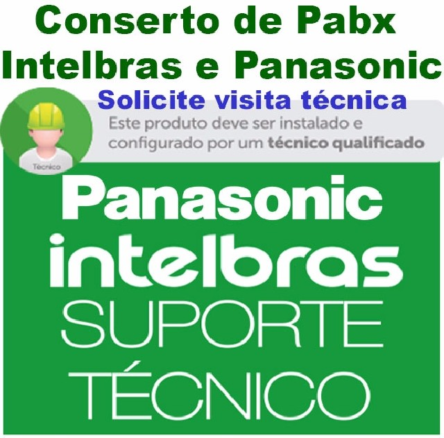 Conserto de Pabx - Intelbras - Ligue 11 20114286